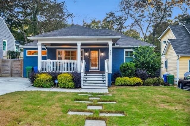 839 Clifton Road SE, Atlanta, GA 30316 (MLS #6945480) :: Kennesaw Life Real Estate