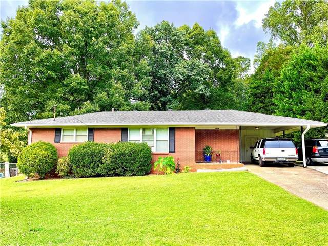 1328 Center Street SW, Mableton, GA 30126 (MLS #6945542) :: North Atlanta Home Team
