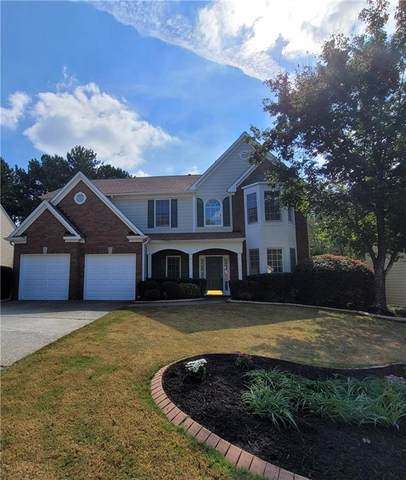 1033 Tanners Point Drive, Lawrenceville, GA 30044 (MLS #6945689) :: North Atlanta Home Team