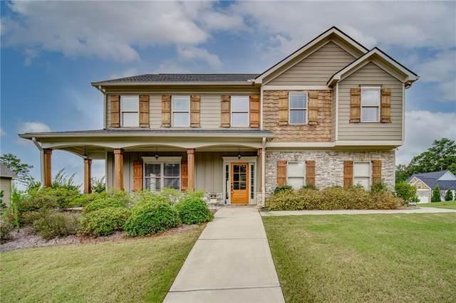 147 N Mountain Brooke Drive, Ball Ground, GA 30107 (MLS #6945735) :: 515 Life Real Estate Company