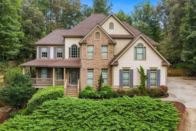 101 Lathems Mill Lane, Ball Ground, GA 30107 (MLS #6945766) :: RE/MAX Paramount Properties