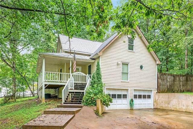 23 Sassafras Grove, Dawsonville, GA 30534 (MLS #6945776) :: North Atlanta Home Team