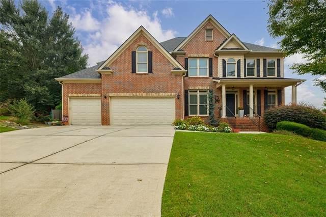 2169 Oakdale Estates Court, Smyrna, GA 30080 (MLS #6945794) :: North Atlanta Home Team