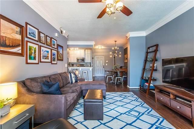 955 Juniper Street NE #4127, Atlanta, GA 30309 (MLS #6946045) :: Cindy's Realty Group