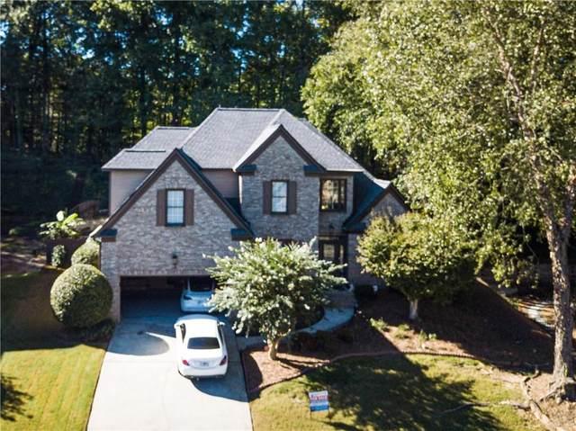 310 Park Creek Drive, Alpharetta, GA 30005 (MLS #6946121) :: North Atlanta Home Team