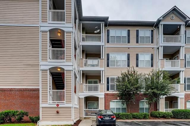 4333 Dunwoody Park #2205, Atlanta, GA 30338 (MLS #6946190) :: North Atlanta Home Team