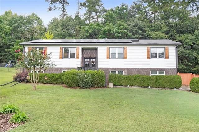 207 Mountain Ridge Court, Woodstock, GA 30188 (MLS #6946215) :: Keller Williams