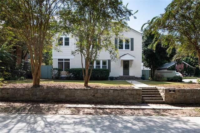 603 E Ponce De Leon Avenue, Decatur, GA 30030 (MLS #6946225) :: Lantern Real Estate Group