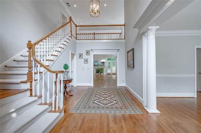 997 Lenox Valley Drive NE, Brookhaven, GA 30324 (MLS #6946283) :: Tonda Booker Real Estate Sales