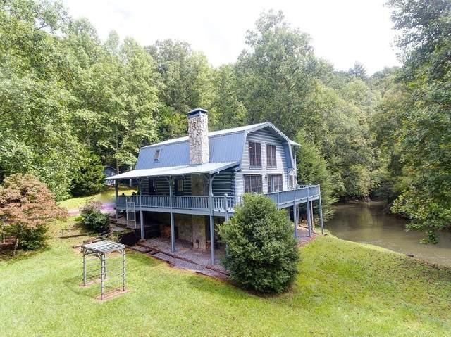 1169 Stillwell Road, Ellijay, GA 30540 (MLS #6946416) :: Path & Post Real Estate