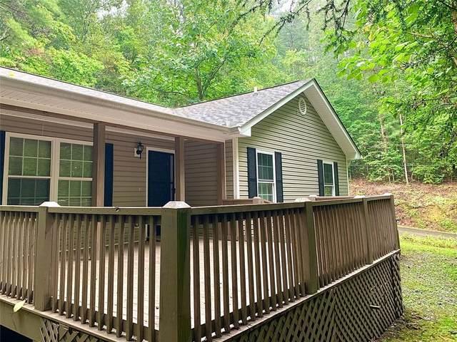 104 Nugget Lane, Ellijay, GA 30540 (MLS #6946497) :: North Atlanta Home Team