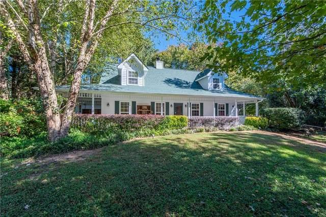 55 Hawthorne Terrace, Dawsonville, GA 30534 (MLS #6946542) :: North Atlanta Home Team