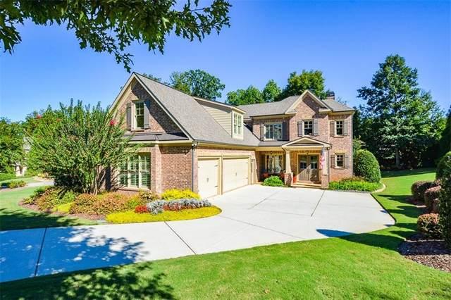 2317 Whiting Bay Courts NW, Kennesaw, GA 30152 (MLS #6946718) :: North Atlanta Home Team