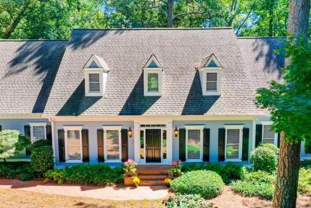 1615 Lazy River Lane, Sandy Springs, GA 30350 (MLS #6946770) :: Scott Fine Homes at Keller Williams First Atlanta
