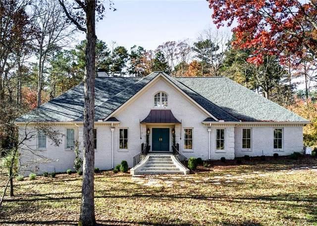 1311 Bridgewater Walk, Snellville, GA 30078 (MLS #6946776) :: Charlie Ballard Real Estate