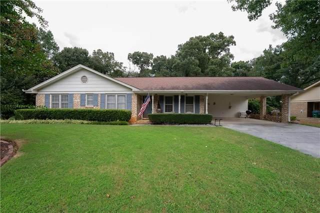 2268 Cannon Hill Road SW, Lilburn, GA 30047 (MLS #6946784) :: Charlie Ballard Real Estate