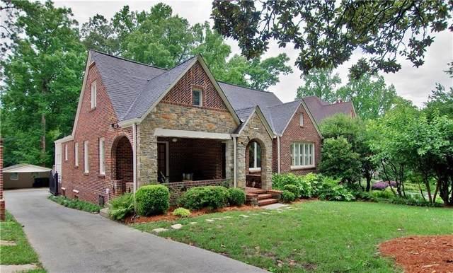 637 E Pelham Road NE, Atlanta, GA 30324 (MLS #6946852) :: Dillard and Company Realty Group