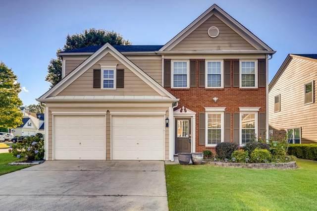 2830 Priestcliff Drive SE, Smyrna, GA 30080 (MLS #6946887) :: Virtual Properties Realty