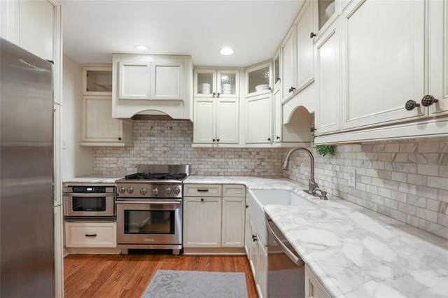 4620 Wieuca Road NE #37, Atlanta, GA 30342 (MLS #6947130) :: Tonda Booker Real Estate Sales