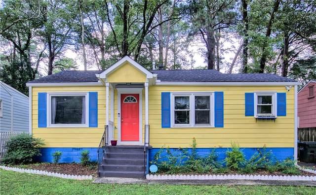 265 Moreland Way, Hapeville, GA 30354 (MLS #6947350) :: North Atlanta Home Team