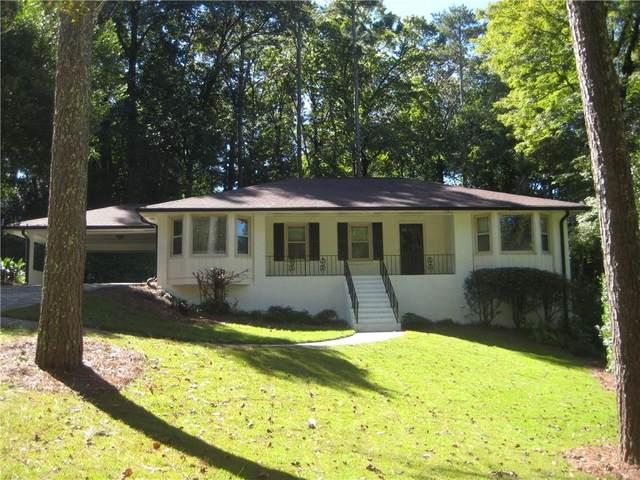 310 Knoll Woods Terrace, Roswell, GA 30075 (MLS #6947473) :: North Atlanta Home Team