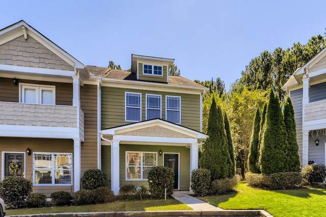 1807 Brookside Lay Circle #7, Norcross, GA 30093 (MLS #6947517) :: Rock River Realty