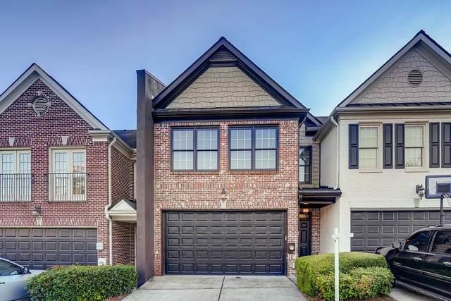1728 Oakbrook Lake Drive, Norcross, GA 30093 (MLS #6947532) :: North Atlanta Home Team