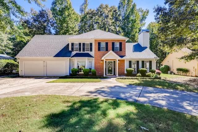 331 Kensington Drive, Peachtree City, GA 30269 (MLS #6947578) :: North Atlanta Home Team