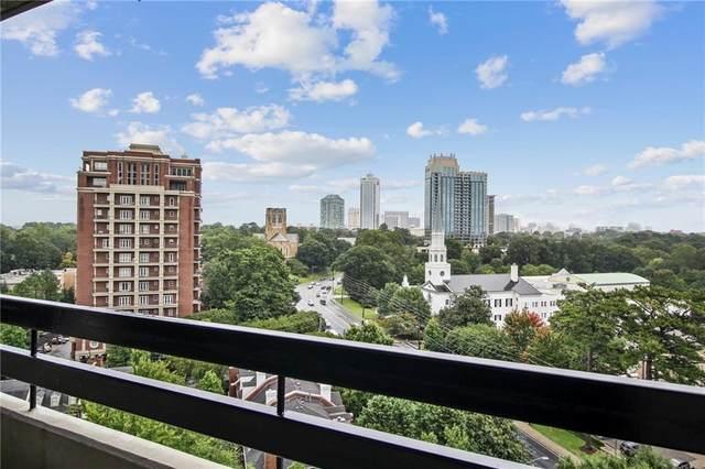 2660 Peachtree Road NW 15E, Atlanta, GA 30305 (MLS #6947676) :: Todd Lemoine Team