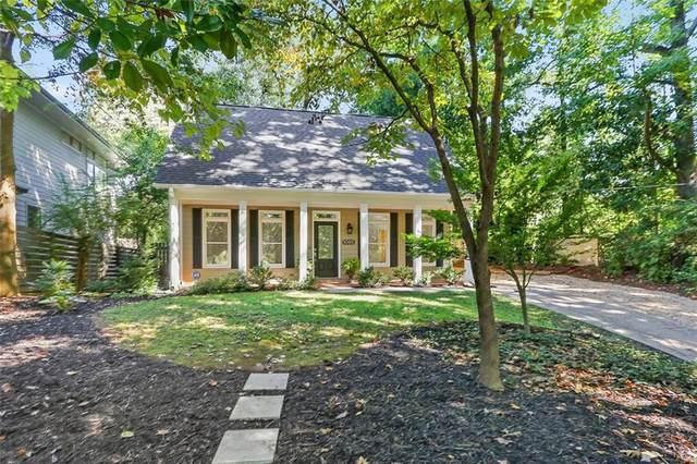 1085 Seaboard Avenue NW, Atlanta, GA 30318 (MLS #6947772) :: Thomas Ramon Realty