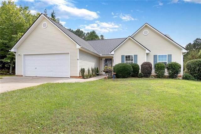16 Oak Ridge Drive, Dawsonville, GA 30534 (MLS #6947967) :: The North Georgia Group
