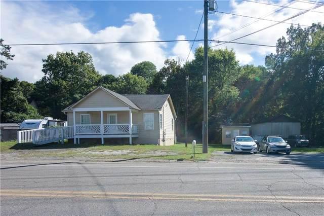 6913 N Main Street SE, Acworth, GA 30101 (MLS #6948095) :: North Atlanta Home Team
