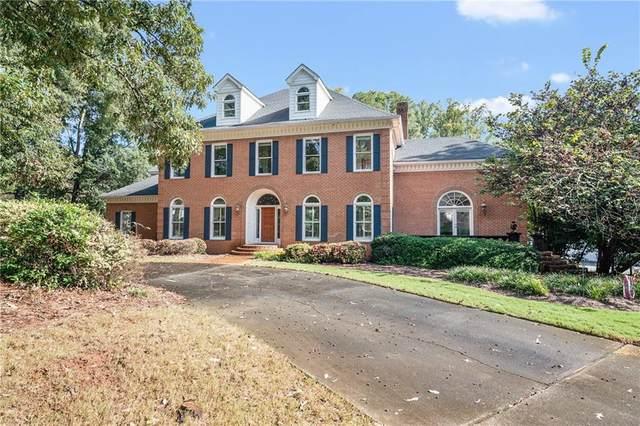 1023 Henna Court SE, Conyers, GA 30013 (MLS #6948193) :: Path & Post Real Estate