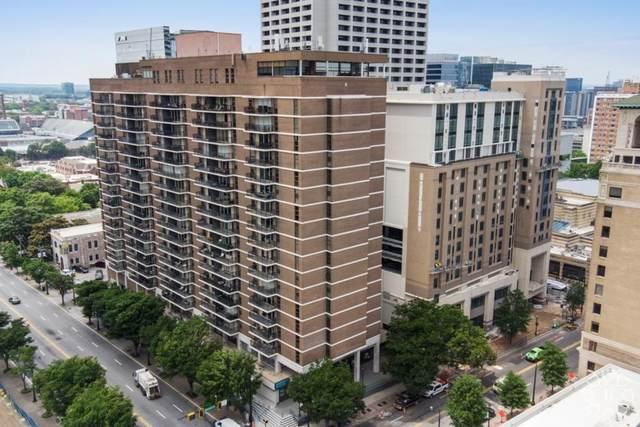 620 Peachtree Street NE #1913, Atlanta, GA 30308 (MLS #6948277) :: The Kroupa Team | Berkshire Hathaway HomeServices Georgia Properties
