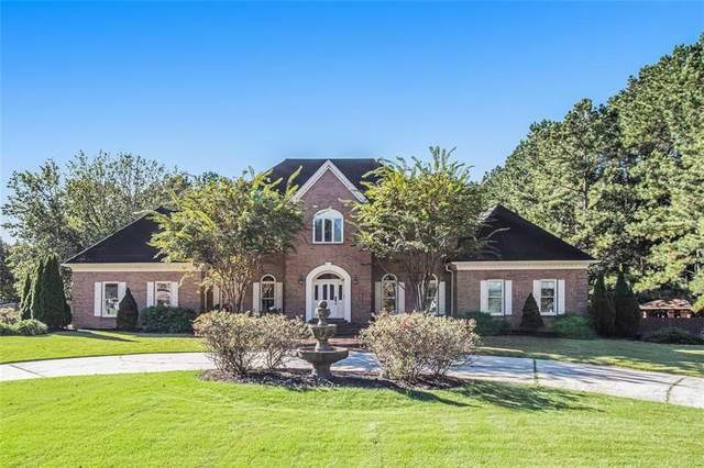 135 Victoria Drive, Fayetteville, GA 30214 (MLS #6948302) :: North Atlanta Home Team