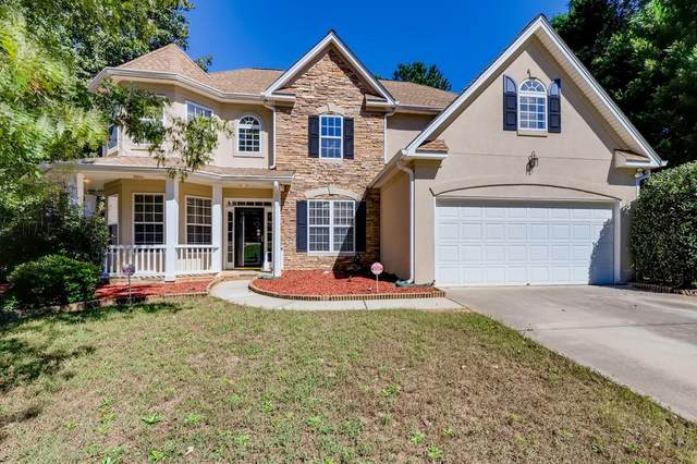 450 Virginia Park, Fayetteville, GA 30215 (MLS #6948319) :: North Atlanta Home Team