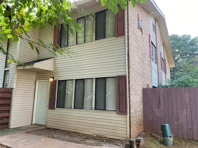 7560 Taylor Road #15, Riverdale, GA 30274 (MLS #6948496) :: The Kroupa Team | Berkshire Hathaway HomeServices Georgia Properties