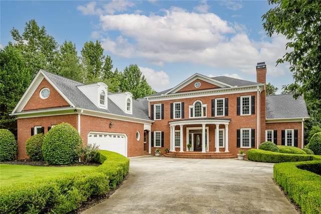 5340 Saville Drive NW, Acworth, GA 30101 (MLS #6948555) :: North Atlanta Home Team