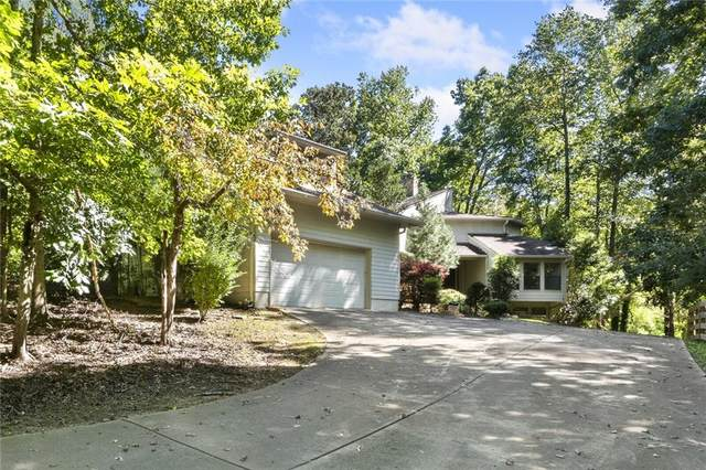 2790 Meadow Drive, Marietta, GA 30062 (MLS #6948842) :: The Cole Realty Group