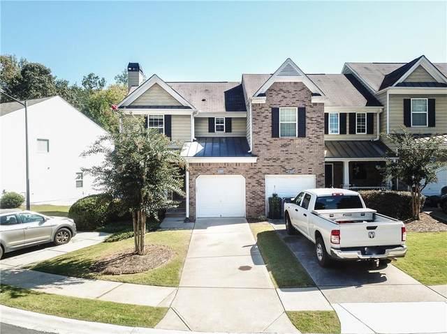124 Terrace Walk, Woodstock, GA 30189 (MLS #6948883) :: Kennesaw Life Real Estate