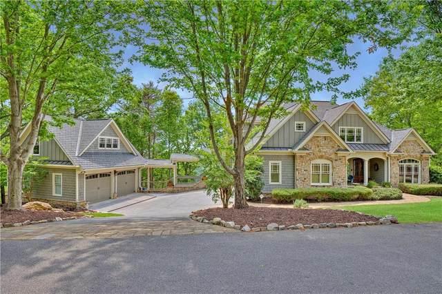 56 Waterside Drive SE, Cartersville, GA 30121 (MLS #6948890) :: North Atlanta Home Team