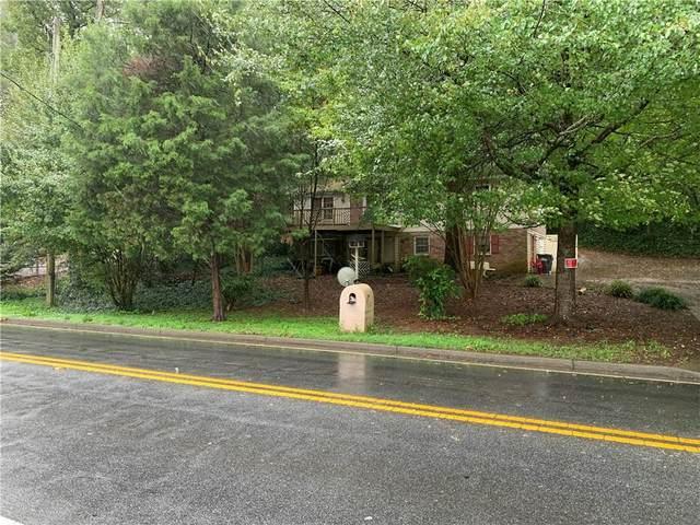640 Hawkins Store, Kennesaw, GA 30144 (MLS #6949051) :: North Atlanta Home Team