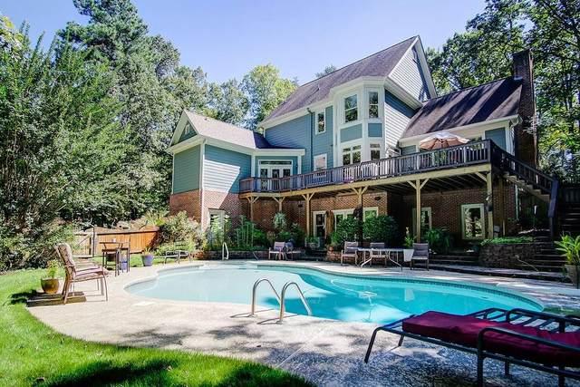 33 June Apple Drive, Jasper, GA 30143 (MLS #6949095) :: North Atlanta Home Team