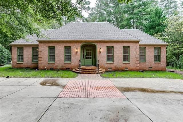 2575 Mckinnon Drive, Decatur, GA 30030 (MLS #6949184) :: Lantern Real Estate Group