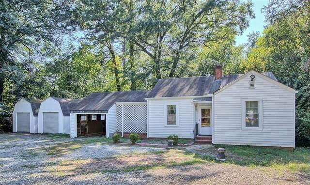 2184 Lenox Road NE, Atlanta, GA 30324 (MLS #6949244) :: Dawn & Amy Real Estate Team