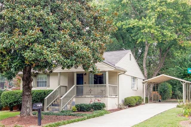 897 Powder Springs Street SE, Smyrna, GA 30080 (MLS #6949287) :: North Atlanta Home Team