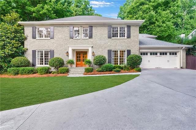 4690 Paran Valley NW, Atlanta, GA 30327 (MLS #6949511) :: Virtual Properties Realty