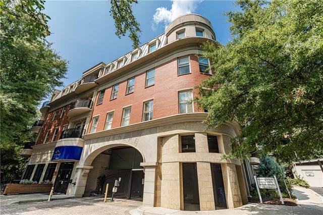 560 Dutch Valley Road NE #302, Atlanta, GA 30324 (MLS #6949686) :: Tonda Booker Real Estate Sales