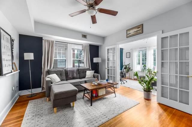 673 Boulevard NE #1, Atlanta, GA 30308 (MLS #6950278) :: Virtual Properties Realty