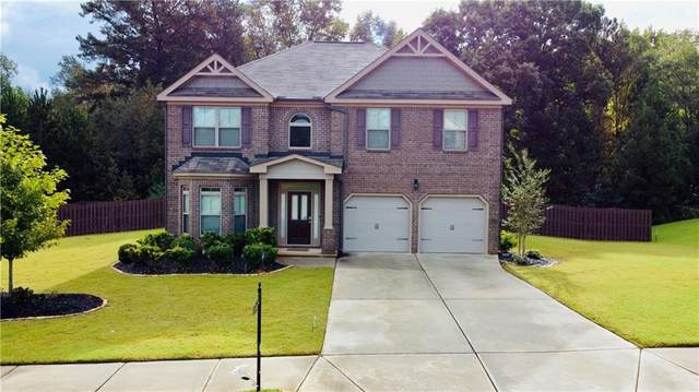 1707 Carolina Place SE, Conyers, GA 30013 (MLS #6950366) :: The Realty Queen & Team